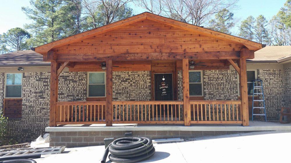 MCB Construction: 1375 Serenity Dr, Little Rock, AR