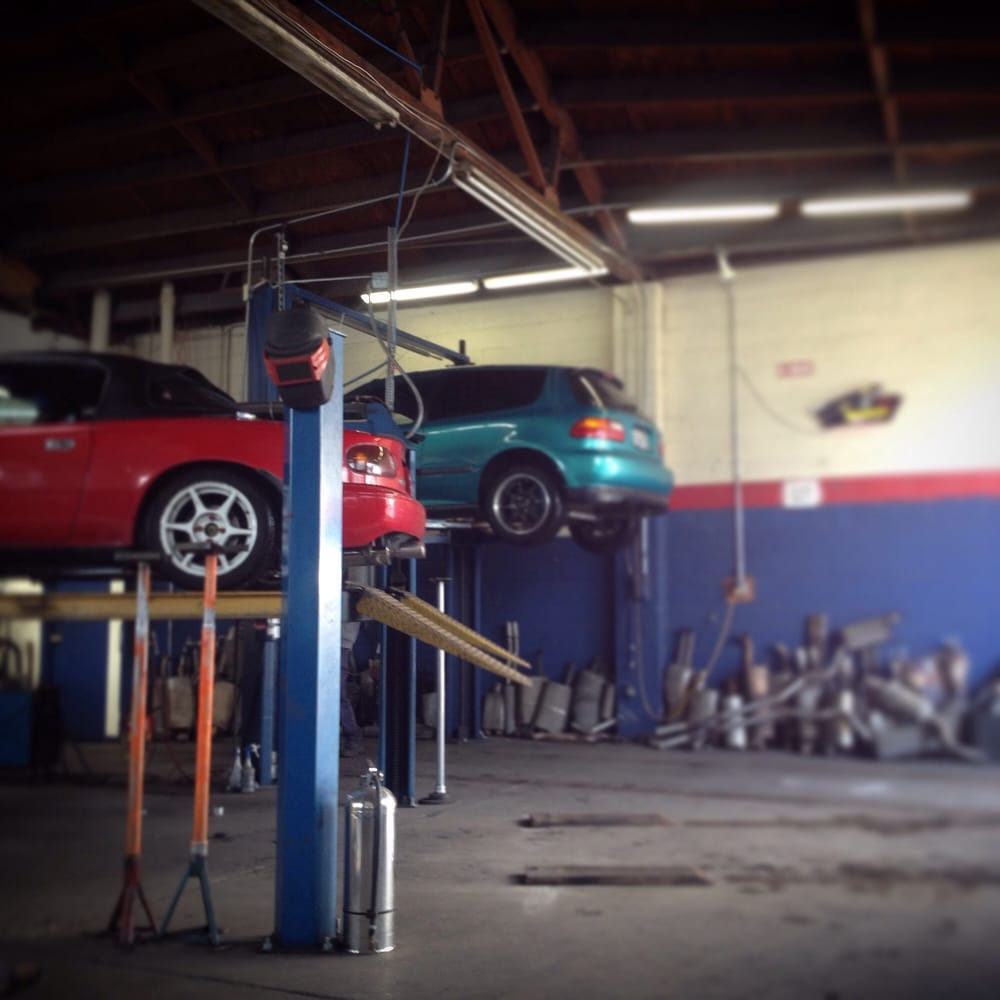 Auto Repair Shop Near Me >> Yang Auto Repair - Auto Repair - East Oakland - Oakland, CA - Yelp