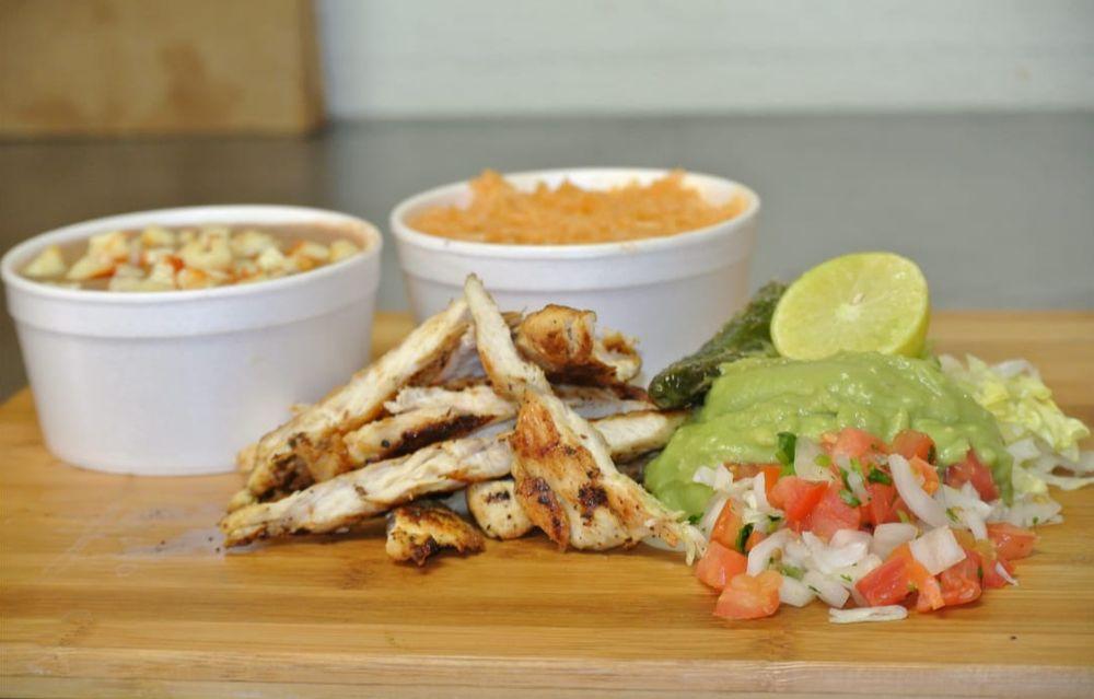 Mariachi's Mexican Food: 13025 W Rancho Santa Fe Blvd, Avondale, AZ