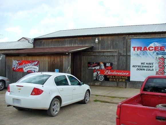 Backdoor Saloon: 11231 Tucker Rd, Pleasanton, KS