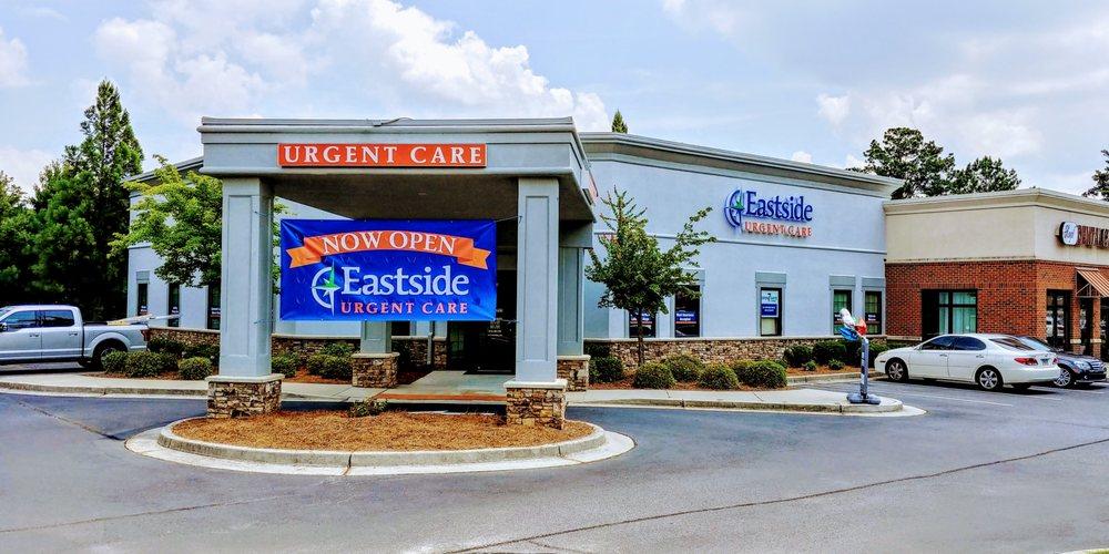 Eastside Urgent Care - Grayson: 2594 Loganville Hwy, Grayson, GA