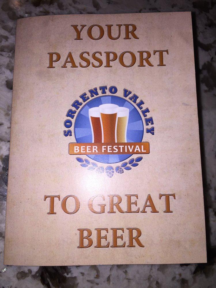 Sorrento Valley Beer Festival