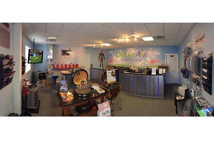 DuganAir: 2000 S State Rd 135, Franklin, IN