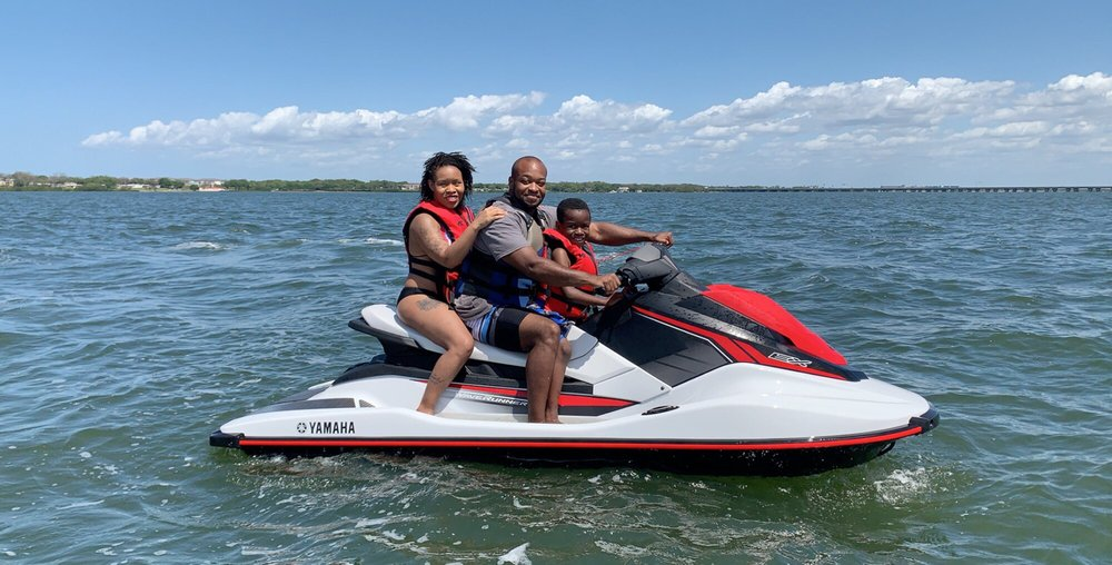 We Get You Wet Water Sports Jet Ski Rentals: 1300 Cove Cay Dr, Clearwater, FL