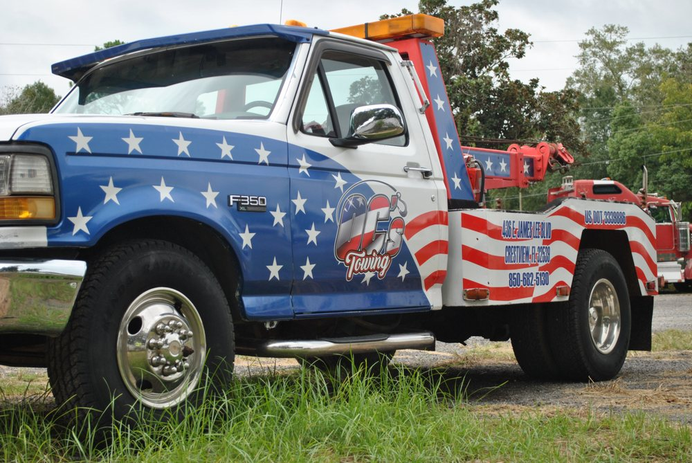 OC's Towing: 436 E James Lee Blvd, Crestview, FL