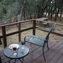 Photo Of Santa Rita Lodge   Madera Canyon, AZ, United States. View From