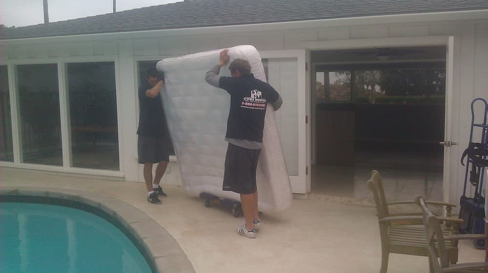Moving king size mattress yelp for Mattress cleaning service san diego
