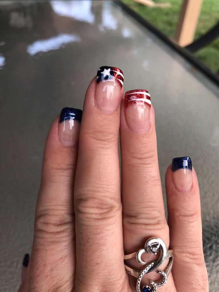 D & K Nails: 1434 Knox Ave, Easton, PA