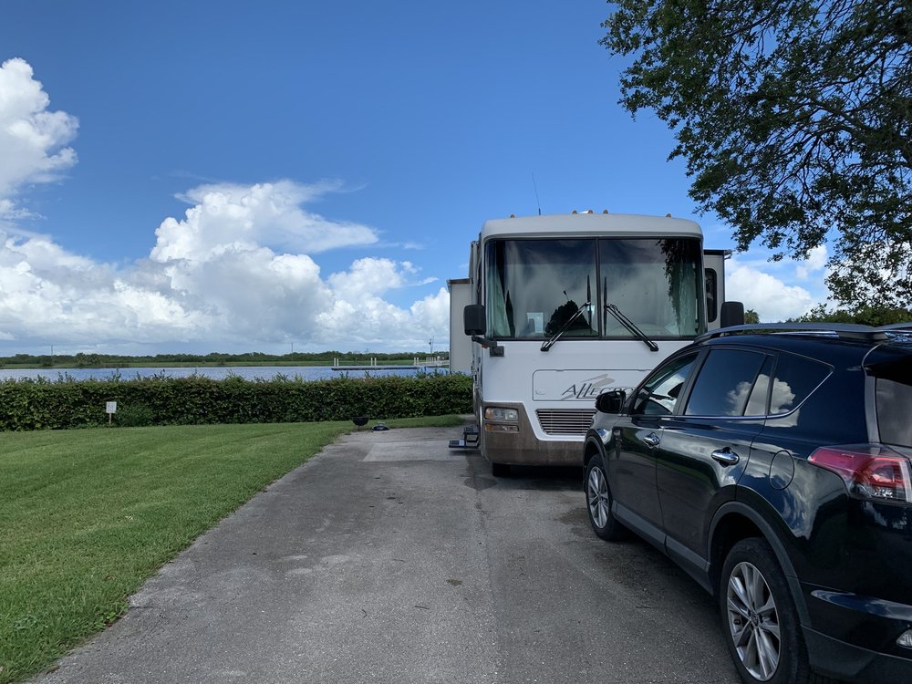 Torry Island Campground: 5000 W Canal St N, Belle Glade, FL