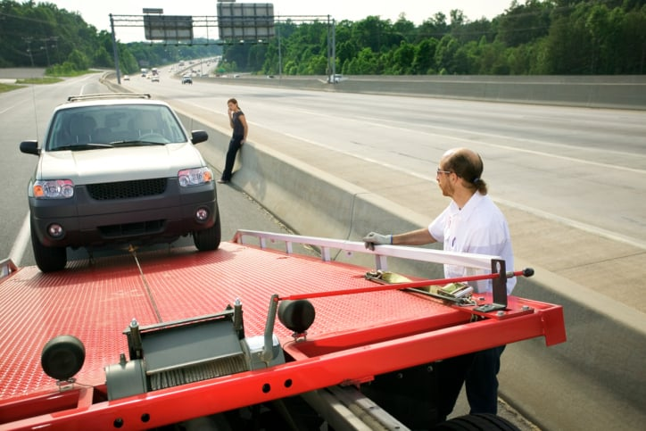 Towing business in Spring, TX
