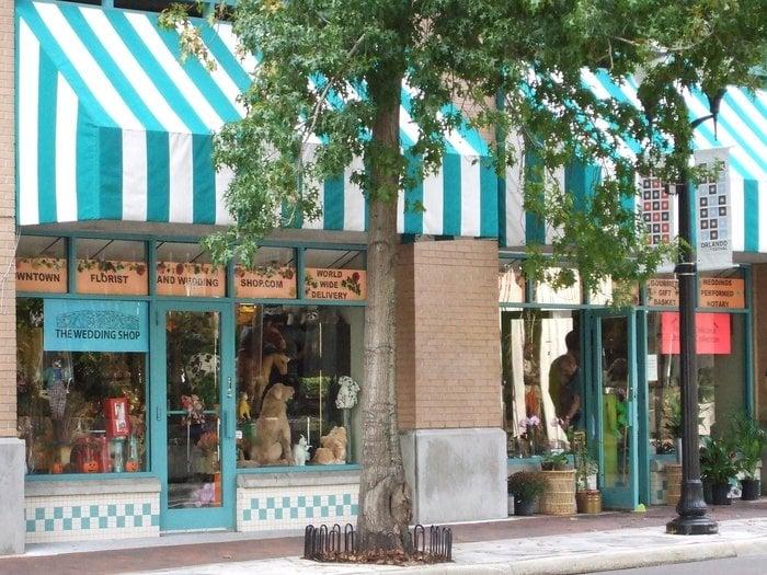 A Downtown Florist & Wedding Shop