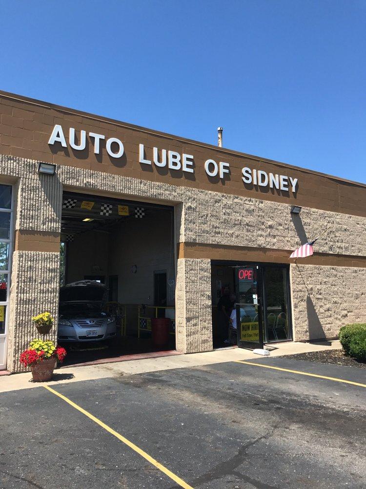 Auto Lube of Sidney: 2410  Michigan St, Sidney, OH