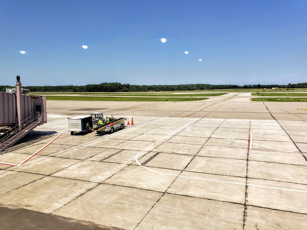 Capital Region Airport Authority: 4100 Capitol City Blvd, Lansing, MI