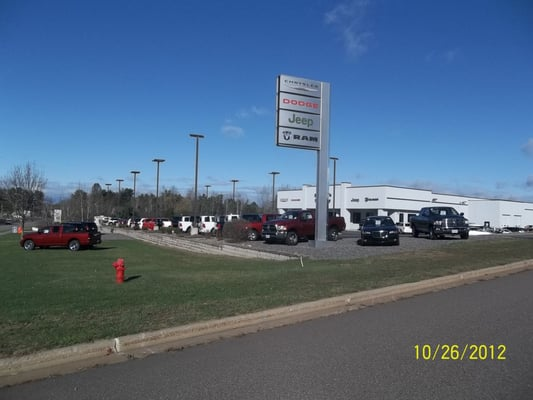 Brickner S Park City Chrysler Jeep Dodge 3000 E Main St Merrill Wi