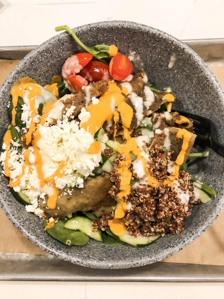 Yamas Mediterranean Street Food: 624 W 4th St, Winston-Salem, NC