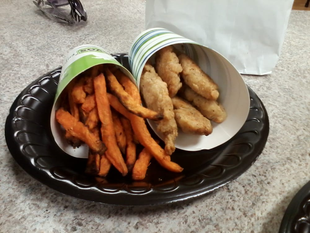 EVOS Feel Great Food-Carrollwood: 10205 Lake Carroll Way, Tampa, FL