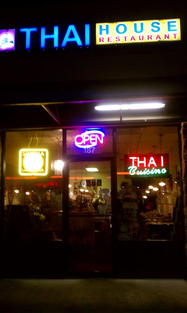 Thai House Restaurant Bellingham Wa
