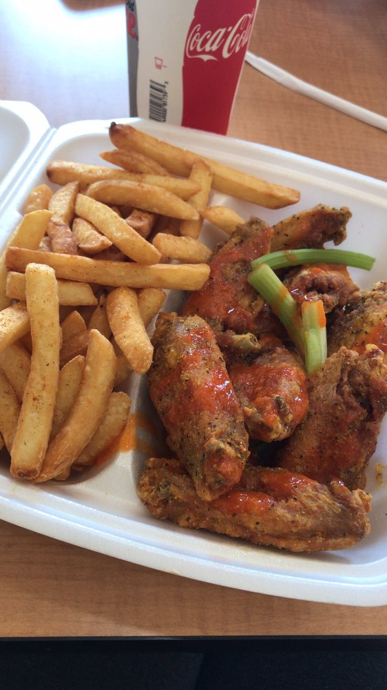 America's Best Wings: 10994 Sudley Manor Dr, Manassas, VA