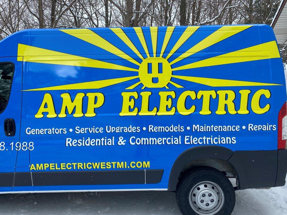 Amp Electric West MI: 427 Seminole Rd, Norton Shores, MI