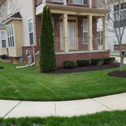 Van s lawn care landscaping glen burnie md phone for Garden maintenance van