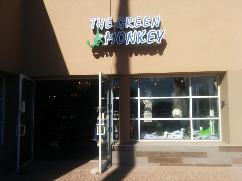 The Green Monkey Boutique