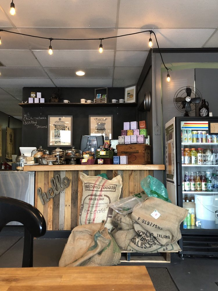 Cooper River Coffee Roasters