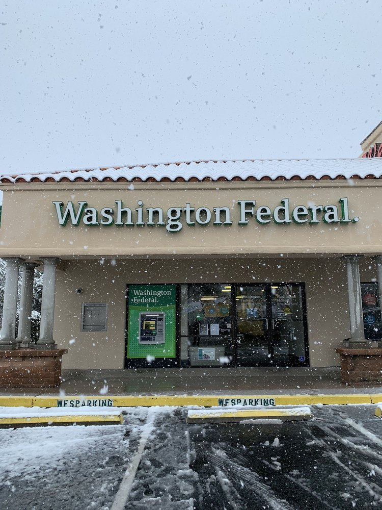 Washington Federal: 303 W Esperanza Blvd, Green Valley, AZ