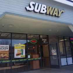 Subway Restaurants Pleasanton Ca