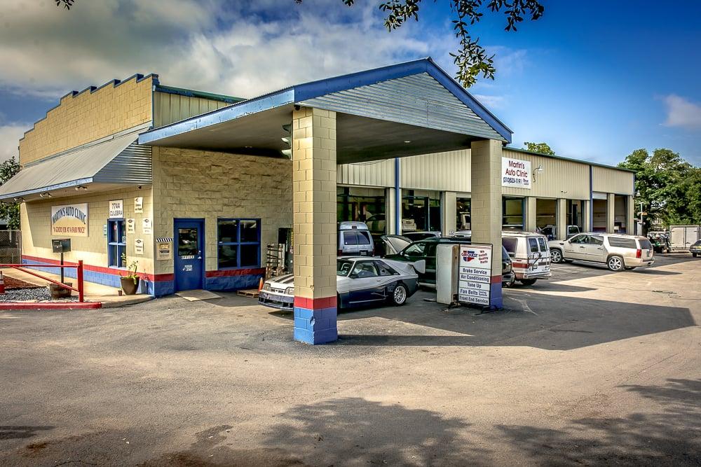 Martins Auto Clinic