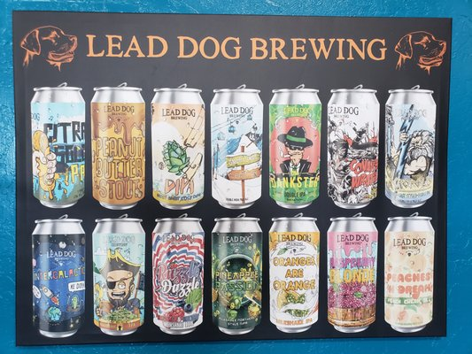 Lead Dog Brewing - Tasting Room & Production