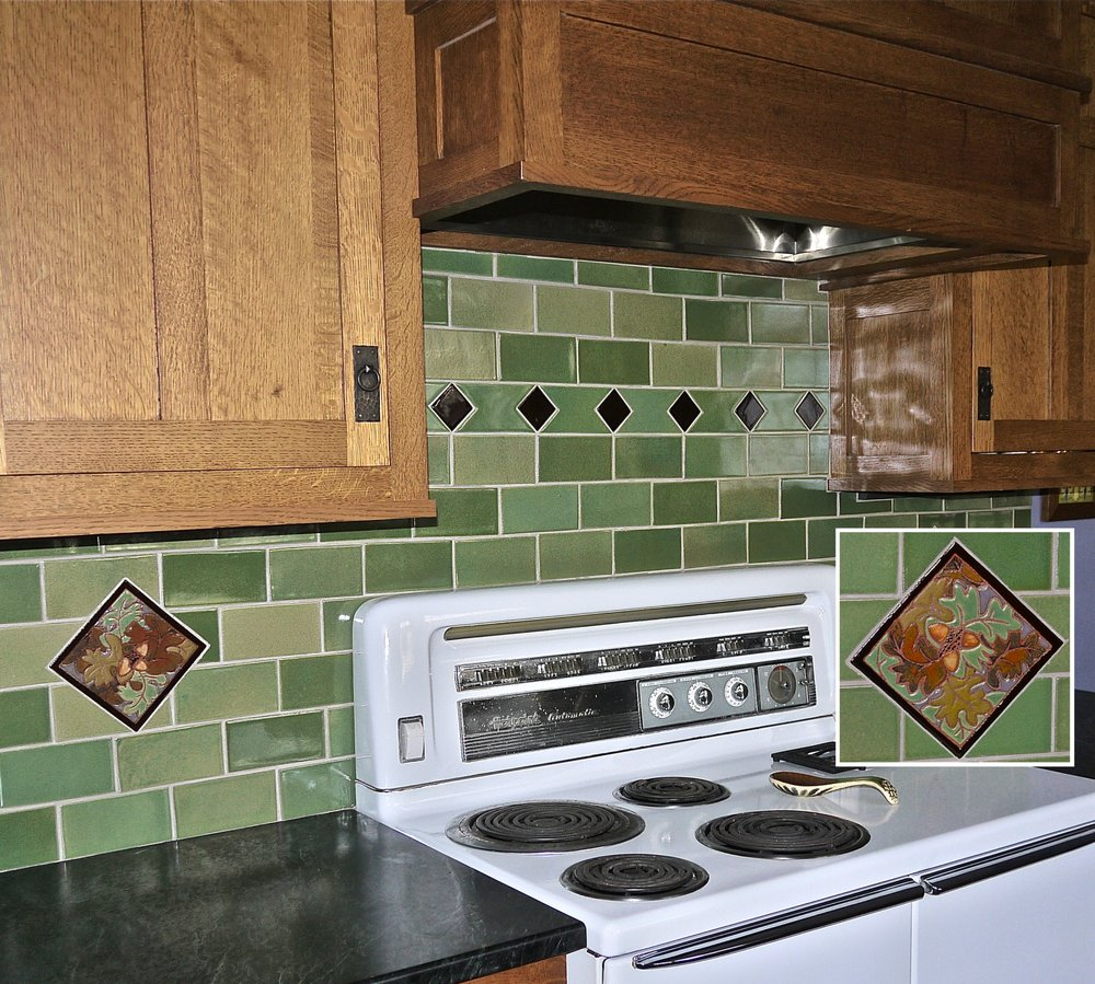 Handmade 3 X 6 Subway Tile For A Raleigh Nc Bungelow Yelp