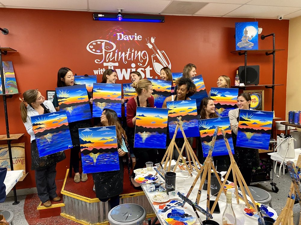 Painting with a Twist - Davie