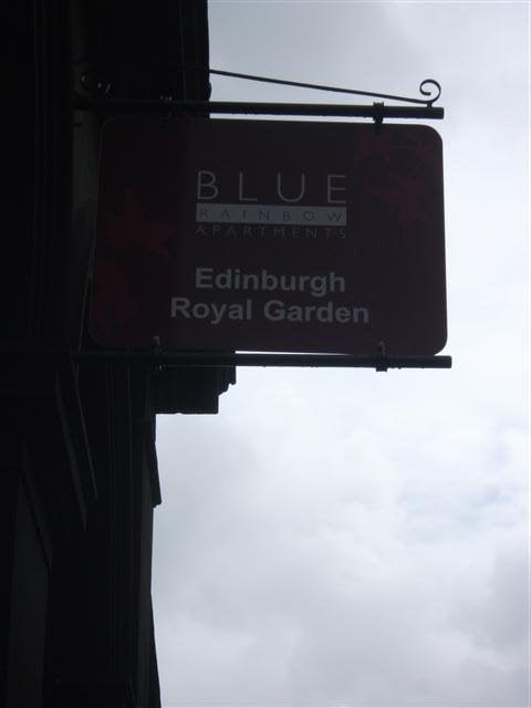 Blue Rainbow ApartHotel - Edinburgh