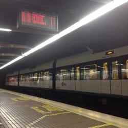 Metro ngel guimer 14 fotos oficinas de tr fico y for Oficina del consumidor valencia telefono