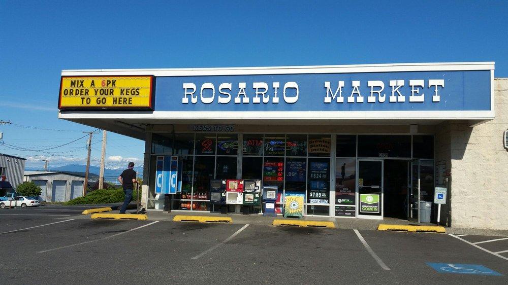 Rosario Market: 3101 Commercial Ave, Anacortes, WA