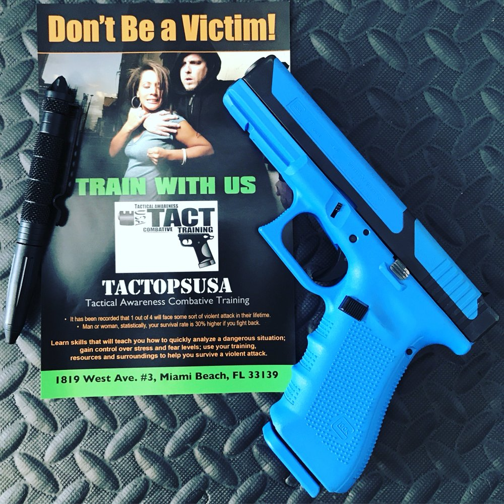Self Defense Fitness Tactical and Shooting: 5744 NE 4th Ave, Miami, FL