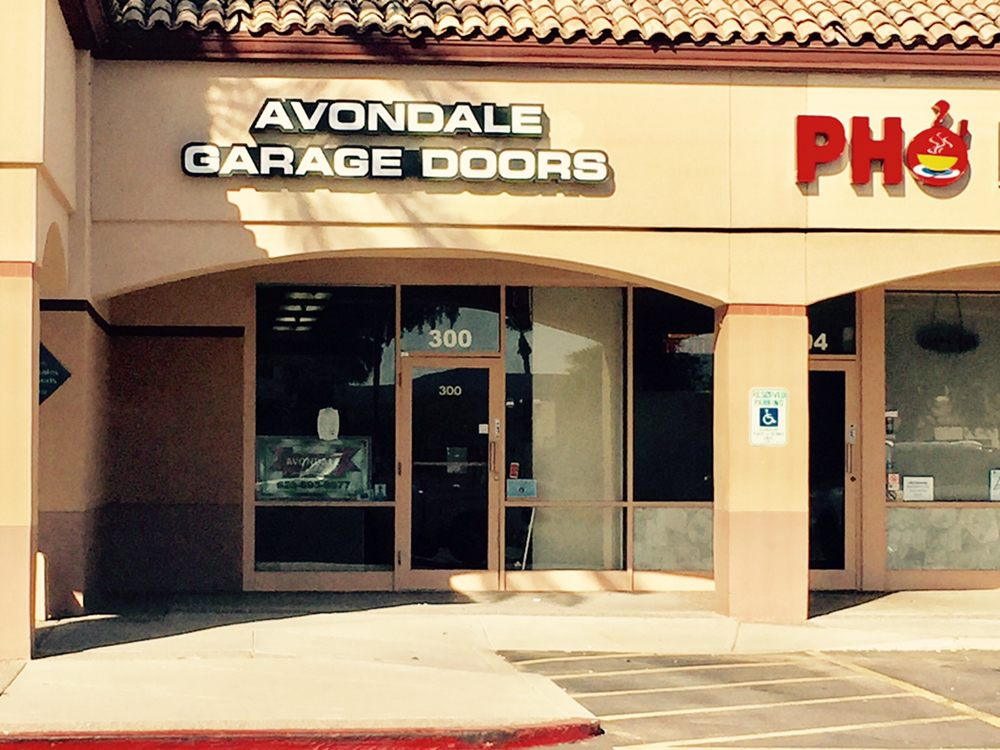 Genial Avondale Garage Doors   432 N Litchfield, Goodyear, AZ ...