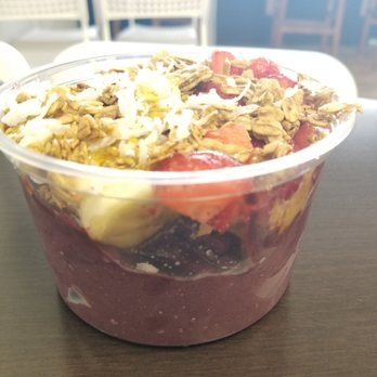 Acai Bowl Palm Beach Gardens Fl