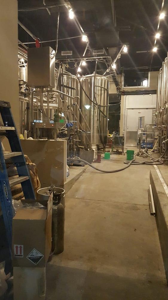 Whitestone Brewery Food Menu