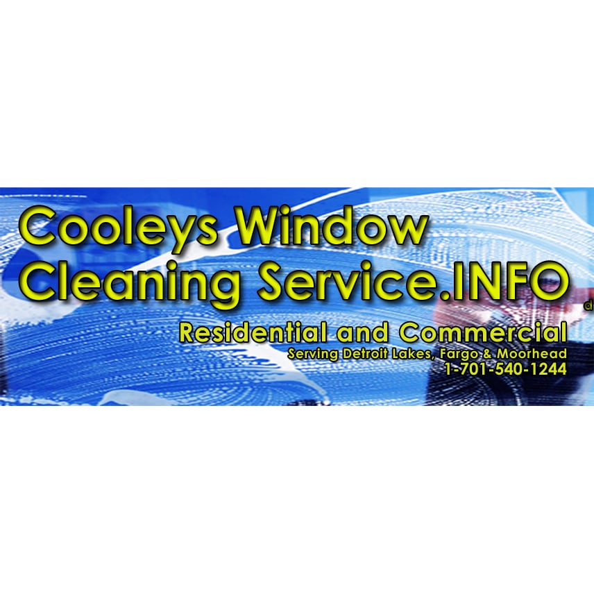 Cooleys Window Cleaning: 1213 Main Ave, Moorhead, MN