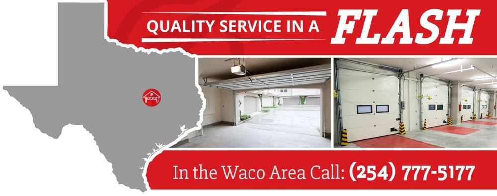 Flash Garage Door Service - Waco: Waco, TX