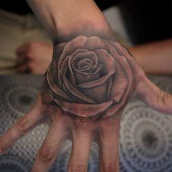 Royal Rose Tattoo 12 Photos Tattoo 618 Twelfth