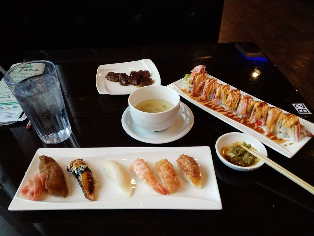 Sakura Sushi & Steak House: 1008 Commercial Dr, Buffalo, MN