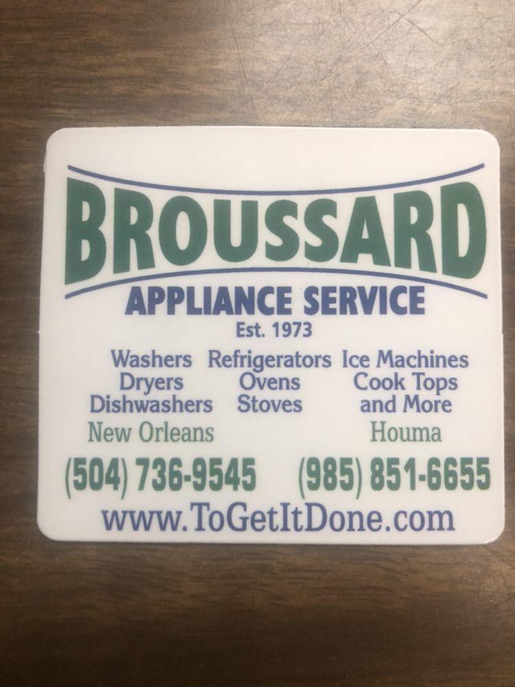 Broussard Appliance Service