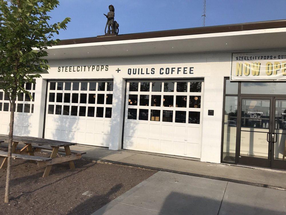 Steel City Pops - St Matthews: 117 St Mathews Ave, Louisville, KY