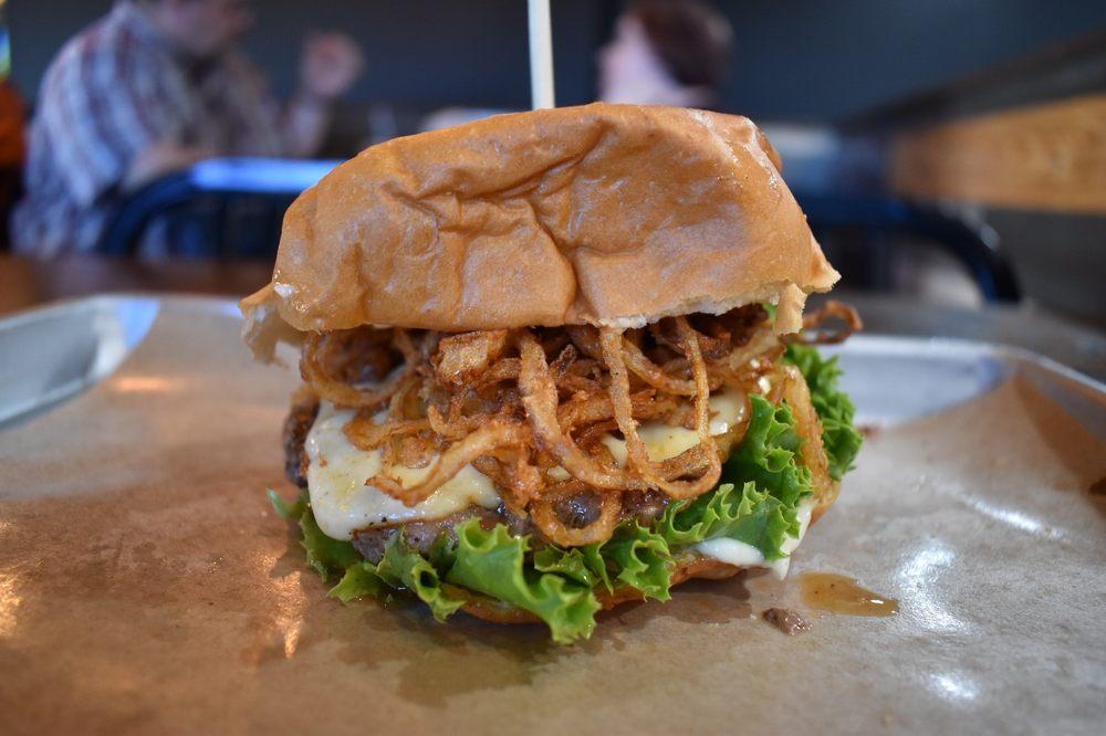 Burger Joint: 5511 Centennial Blvd, Nashville, TN