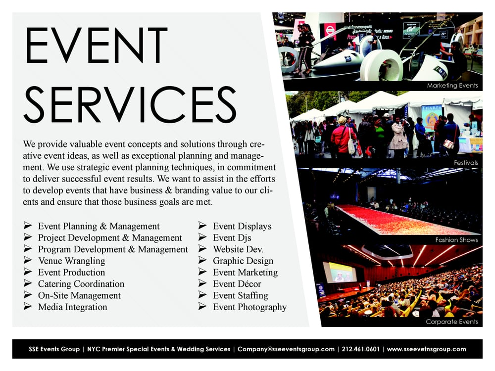 how to start an event management company