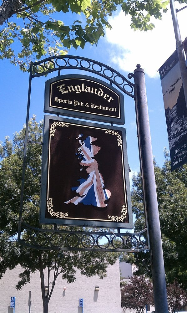Photo of Englander Sports Pub & Restaurant - San Leandro, CA, United States. Englander Street View