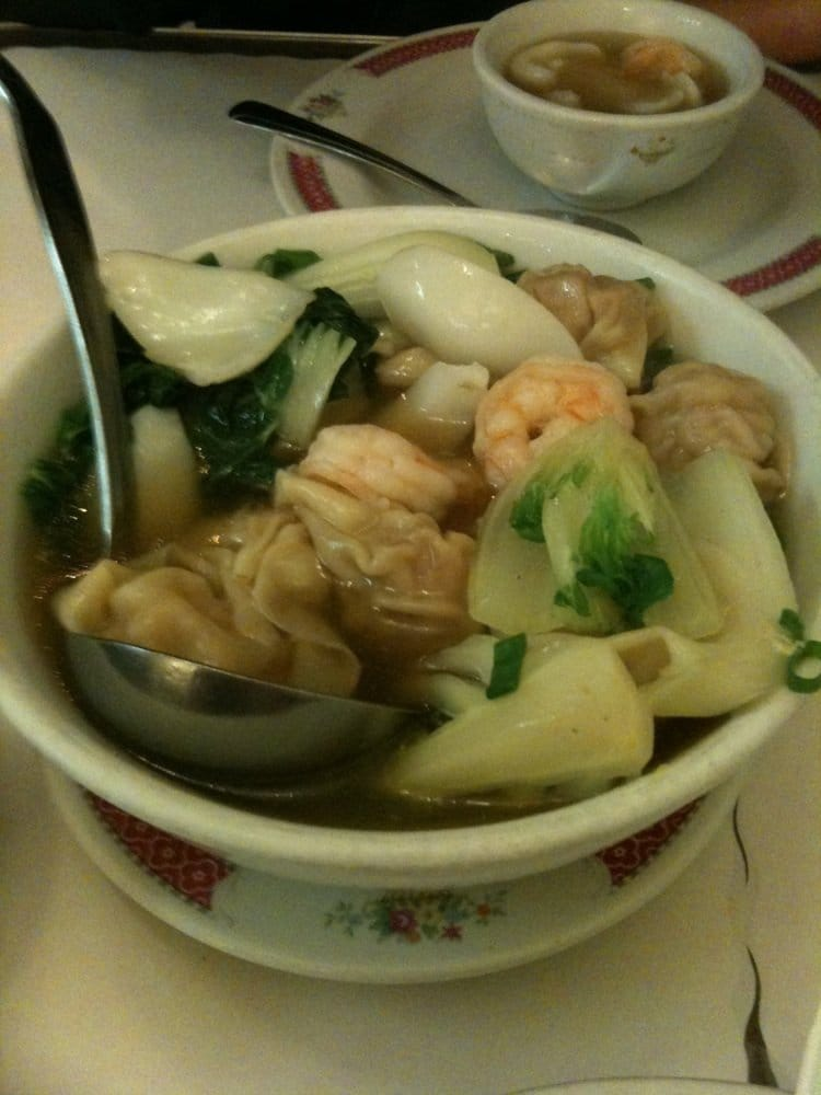 Seafood wonton is good yelp for Andys chinese cuisine