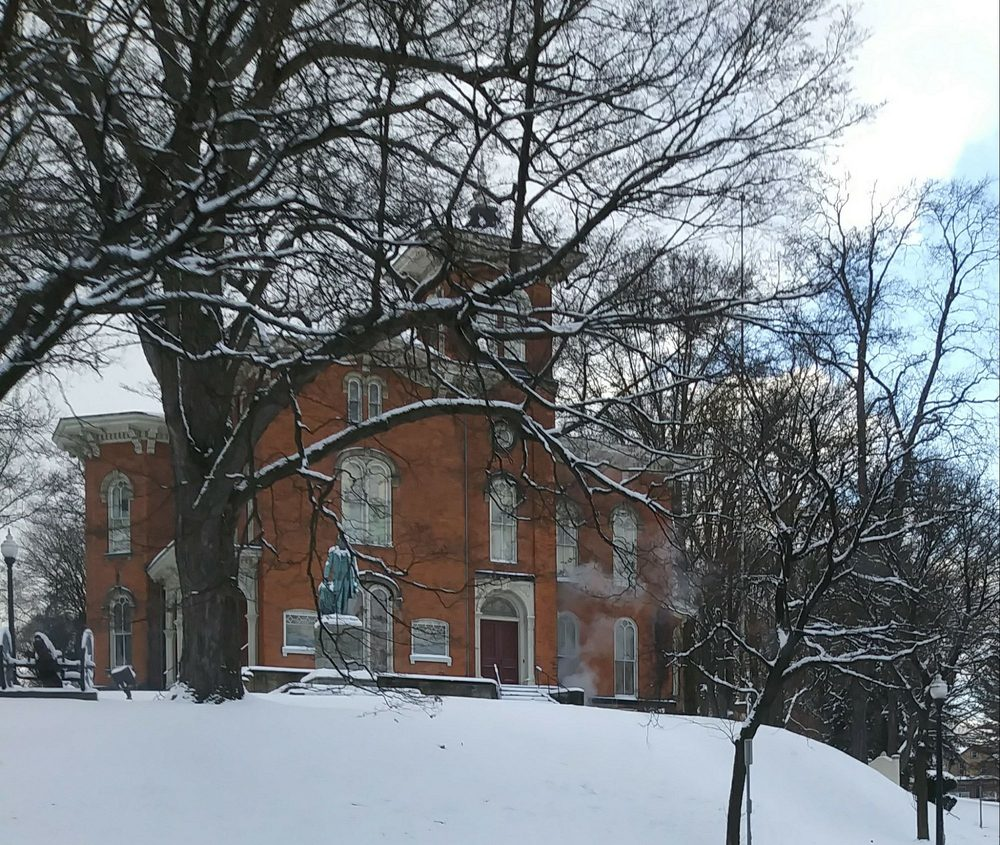 Fenton History Center Museum And Research Center: 67 Washington St, Jamestown, NY